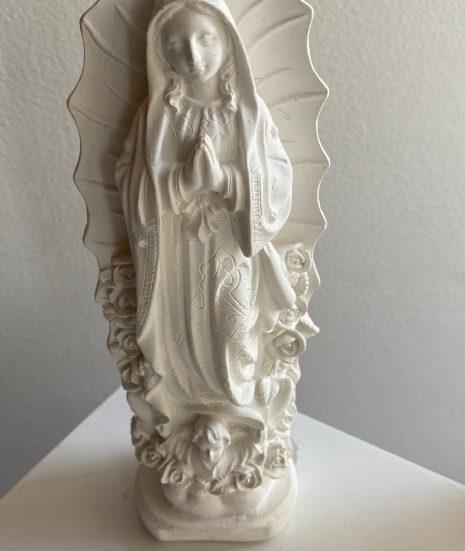 virgen de Guadalupe 20cm