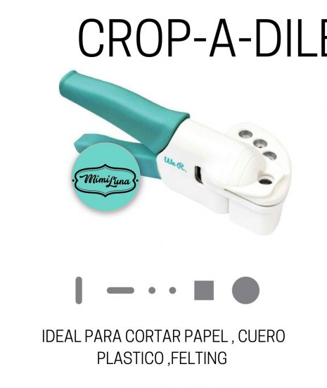 CROP AND DILE MULTI PUNCH