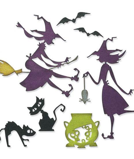 troquel de Halloween